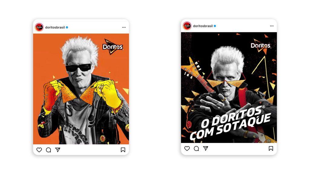 Instagram Doritos.
