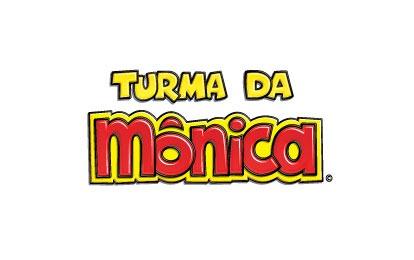 Logotipo Turma da Mônica.